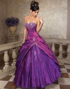 Purple Quinceanera Dresses, Purple Quinceanera Gowns