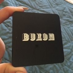 Eye shadow palette BUXOM Color Choreography Sephora exclusive eye palette BRAND NEW never used plastic still in place AUTHENTIC NO box I don't keep my makeup with the boxes but I have way too many 30️️ buxom Accessories