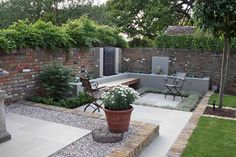 Multi Level Linear Garden Hertfordshire | Garden Designs 2 | Gardens | Garden Design London |