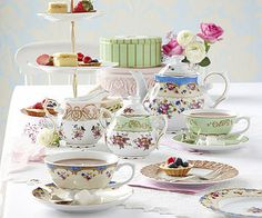 Regency Afternoon Tea Set