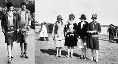 1920s casual clothing - Google Search