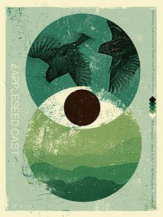 poster or card postal