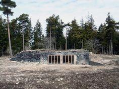 Nombre/ Buildning no. 8.  Arquitectos/ Skälsö Arkitekter.