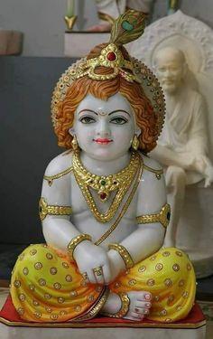 Krishna in beautiful sitting posture 12 inches … Continue reading → Krishna Statue, Krishna Hindu, Cute Krishna, Radha Krishna Photo, Krishna Radha, Shiva, Hanuman, Durga, Krishna Leela