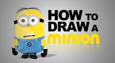 Are you looking for the perfect tutorial on How to draw a minion? Look no further, learn how to draw a minion in stunning details with simple steps. Minion Drawing, Drawing Software, The Light Is Coming, Sketchbook Pro, A Perfect Circle, Taking Shape, Pencil And Paper, Figure It Out, Drawing Tutorials