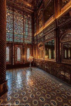 This one's my favourite! Almas building / Golestan palace / Tehran #Iran