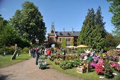 Park van Beervelde in Beervelde, Oost-Vlaanderen