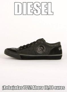 Advertencia: ¡Últimos artículos en stock!  #DIESEL mod. sitral 01 con 70% de descuento, ahora16,98 euros!!   #calzado  #rebajas #moda #outlets