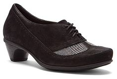 Women's Naot RETRO Breathable Low Heel Dress Oxfords