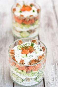 salata la pahar cu somon afumat 1