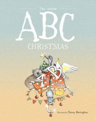Aussie ABC Christmas by Nancy Bevington (Hardback) Aussie Christmas, Twelve Days Of Christmas, A Christmas Story, First Christmas, Alphabet Book, Learning The Alphabet, Class Displays, Christmas Stockings, Christmas Ornaments