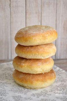 Bollete. El pan perfecto para un sandwich; con prefermento