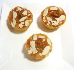 Dulce Isis: Muffins de Naranja