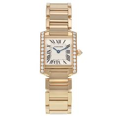 Cartier Tank Francaise WE10456H  Price Β£25999