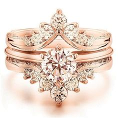 Diamond Wedding Rings Luxury rose gold engagement ring vintage for your perfect wedding - Luxury rose gold engagement ring vintage for your perfect wedding Wedding Rings Rose Gold, Wedding Rings Vintage, Vintage Engagement Rings, Vintage Rings, Wedding Jewelry, Wedding Bands, Bridal Rings, Vintage Silver, Rose Vintage