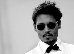 Dear Johnny Depp, I have had a silly school girl crush on you since I was 11.  I blame you for my inability to mature beyond 7th grade humor.