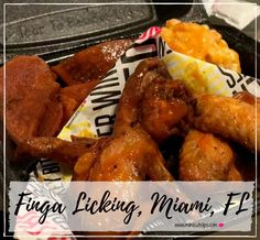 Lifestyle Media Correspondent MimiCuteLips checks out the famous Finga Licking Miami eatery owned by Dj. Khaled, Elric Prince & Tasha. Two Miami locations.