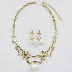 NER00751 Statement  Jewelry Set