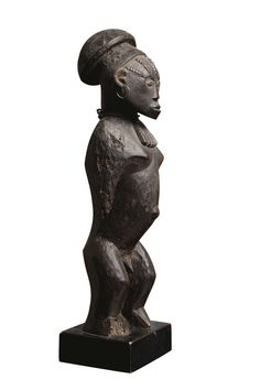 Ngbaka Statue of the Mythical Ancestor Seto, Democratic Republic of the Congo   Lot   Sotheby's