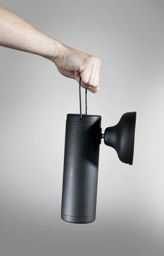 M Lamp by David Irwin for Juniper