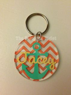 Hey, I found this really awesome Etsy listing at http://www.etsy.com/listing/155442079/personalized-anchor-keychain