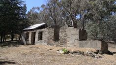 Castlemaine Ruins Macedon Ranges, Daylesford, Victoria Australia, Colonial, Gazebo, Outdoor Structures, Cabin, History, Country