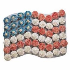Very nice images..  forth of july cupcakes books-worth-reading
