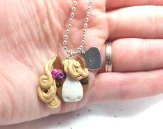 great for a little girl #etsy #jewelry #necklace #girljewelry #horse http://etsy.me/2FfYlDU