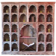 Wall niche, indian inspiration