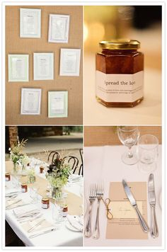 You should do jams as wedding favors since you are having a biscuit bar @Jenna Hotz