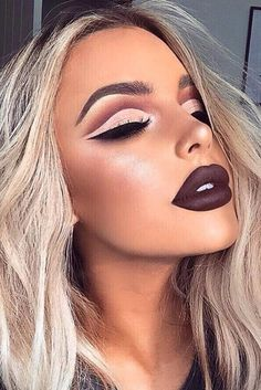 Pretty Cut Crease Makeup Ideas picture 1
