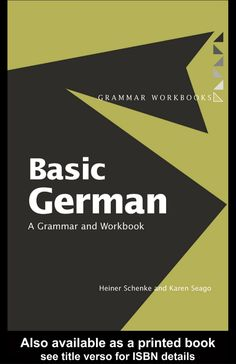 Basic German: A Grammar and Workbook comprises an accessible reference grammar and related exercises in a single volume. It introduces German people and cultur…