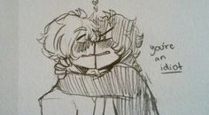 You're an idiot  | Ahhh, my babies!! I love them sm | ▶[#isaacdrawss #zanvis…