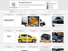 France ---- Pinterest Puzzle ---- One of the first brands to create a social engagement within this new social network. Peugeot asked their followers to choose a puzzle and look for the missing pieces on a microsite or the Facebook fan page. Users were then asked to pin the missing pieces to their own board to make the completed puzzle and share with Peugeot. The first 5 people to do so, would be the winners ---- A creative opportunity to play around with and showcase their products