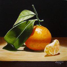 Pastel Drawing, Pastel Art, Still Life Photography, Fine Art Photography, Still Life Artists, Fruit Painting, Realistic Paintings, Mini Canvas, Orange Recipes