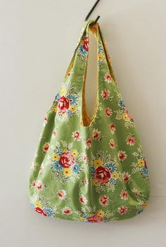 Look What I Made: Reversible Bags
