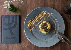 Puristisch das Ambiente, feurig die Küche: Im Q'ero in der Börsegasse kommen peruanische Nationalgerichte auf den Teller.