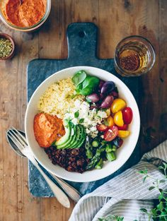 Pulled Oats® Summer Bowl - Pulled Oats recept - Gold&Green