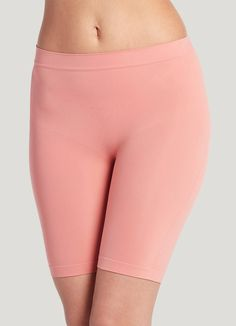 Jockey Skimmies are a whole new kind of underwear that smooth lines under your clothes and eliminate chafing! Try on our Jockey slip shorts today. Anti Chafing, Mini Skirts, Slip On, Hair, Outfits, Clothes, Beauty, Beautiful, Collection