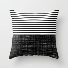 $6 Off (Up to 30% Off) + Free Shipping on All trebam + Society6 Pillows | Starts: 1/12/17 @ 12:00am PST and Ends: 1/12/17 @ 11:59pm PST. #trebam #society6 #sale #pillows #homedecor #interiordesign #throwpillows #rectangularpillows #bedroom #livingroom #home #apartment #studio #spring #summer #2017 #minimal #blackandwhite