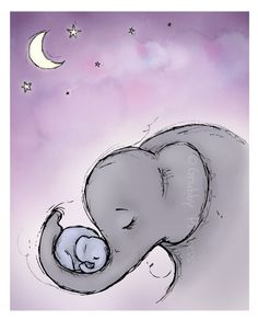 Goodnight Elephants <3