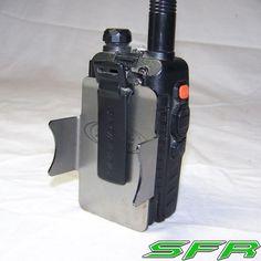 Baofeng / Rugged Handheld Radio Brackets