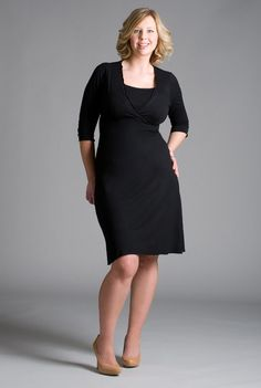 590256d0e4 How to use guide for the Chic V Neck two in one Nursing   Maternity Dress  by Charlotte Keating ENGLAND for discreet breastfeeding.
