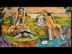 Bhagavad Gita Chapter 2 Verse 20, Mahabharat,Hindu Religion, Bhagavad Gita, Krishna, Good Morning, Religion, God, Philosophy, Painting, Image, Buen Dia