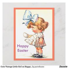 Vintage Easter postcard by artist Charles H. Vintage Greeting Cards, Vintage Postcards, Vintage Pictures, Vintage Images, Retro Vintage, Vintage Humor, Vintage Prints, Easter Parade, Pics Art