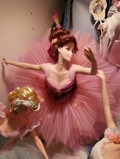 classic grace barbie, prima ballerina #2