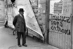 Exposition Rétrospective Henri Cartier-Bresson          70 ans  de carrière - 500 docs au Centre Georges Pompidou à Paris. Voir vidéo sur le blog-photo Pixelistes.com