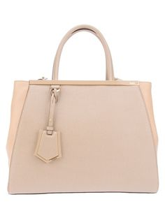 FENDI '2Jours' Tote Bag