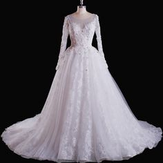 Wedding Dress,Wedding Gown,Bridal Gown,Bride Dresses, Long Wedding Dresses,