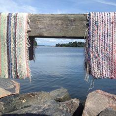 Hangonkylän satama, mattolaituri